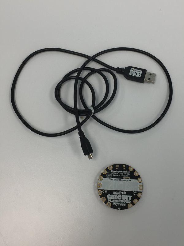 Circuit playground for Raspberry Pi