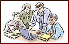 Picture of group work
