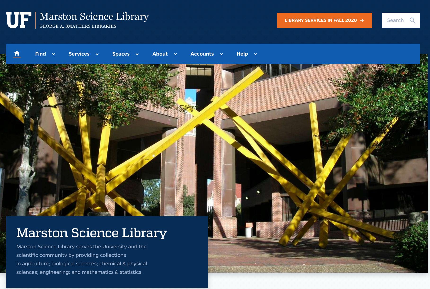 MSL website image