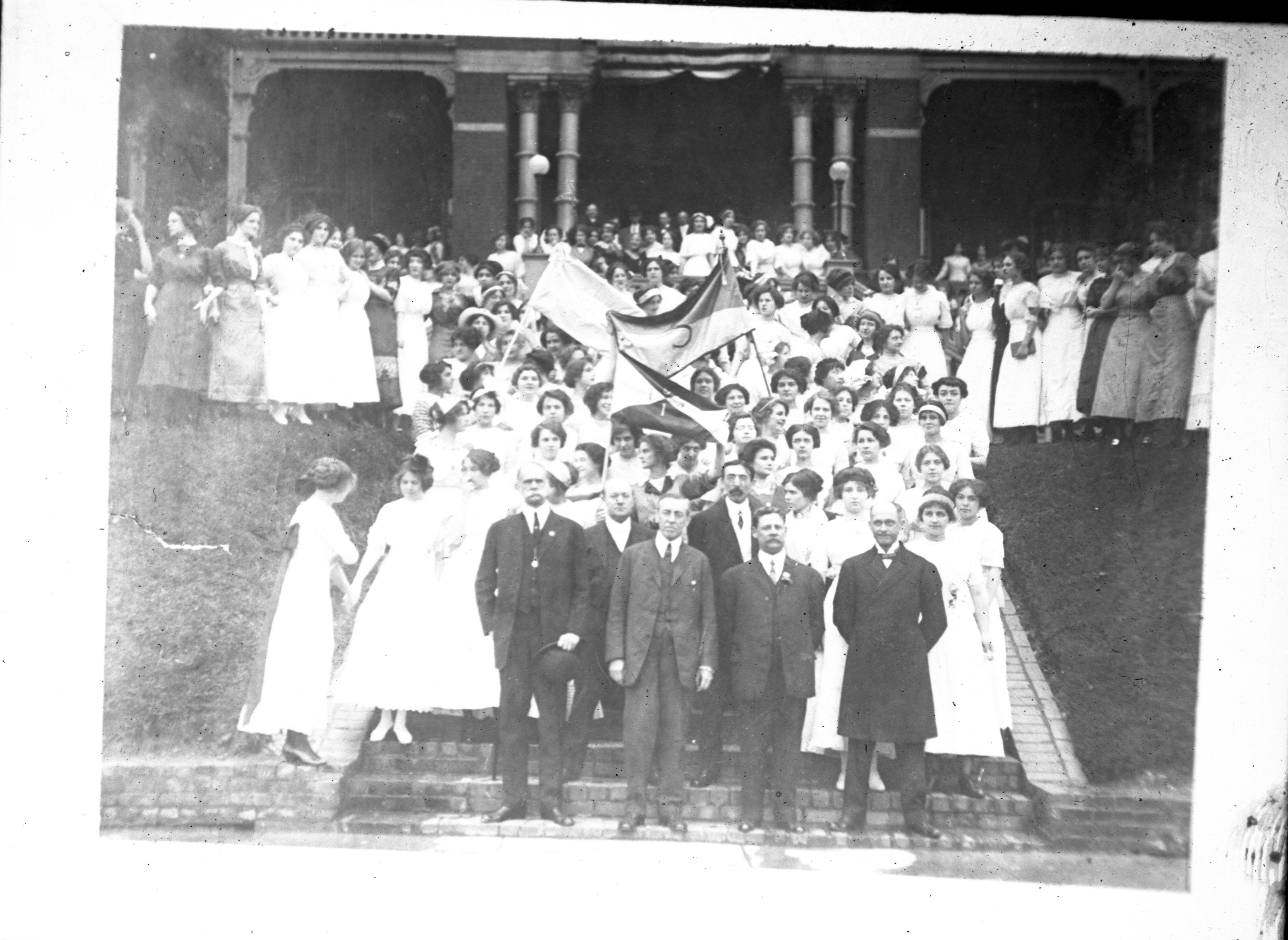 1912-1913 School Year