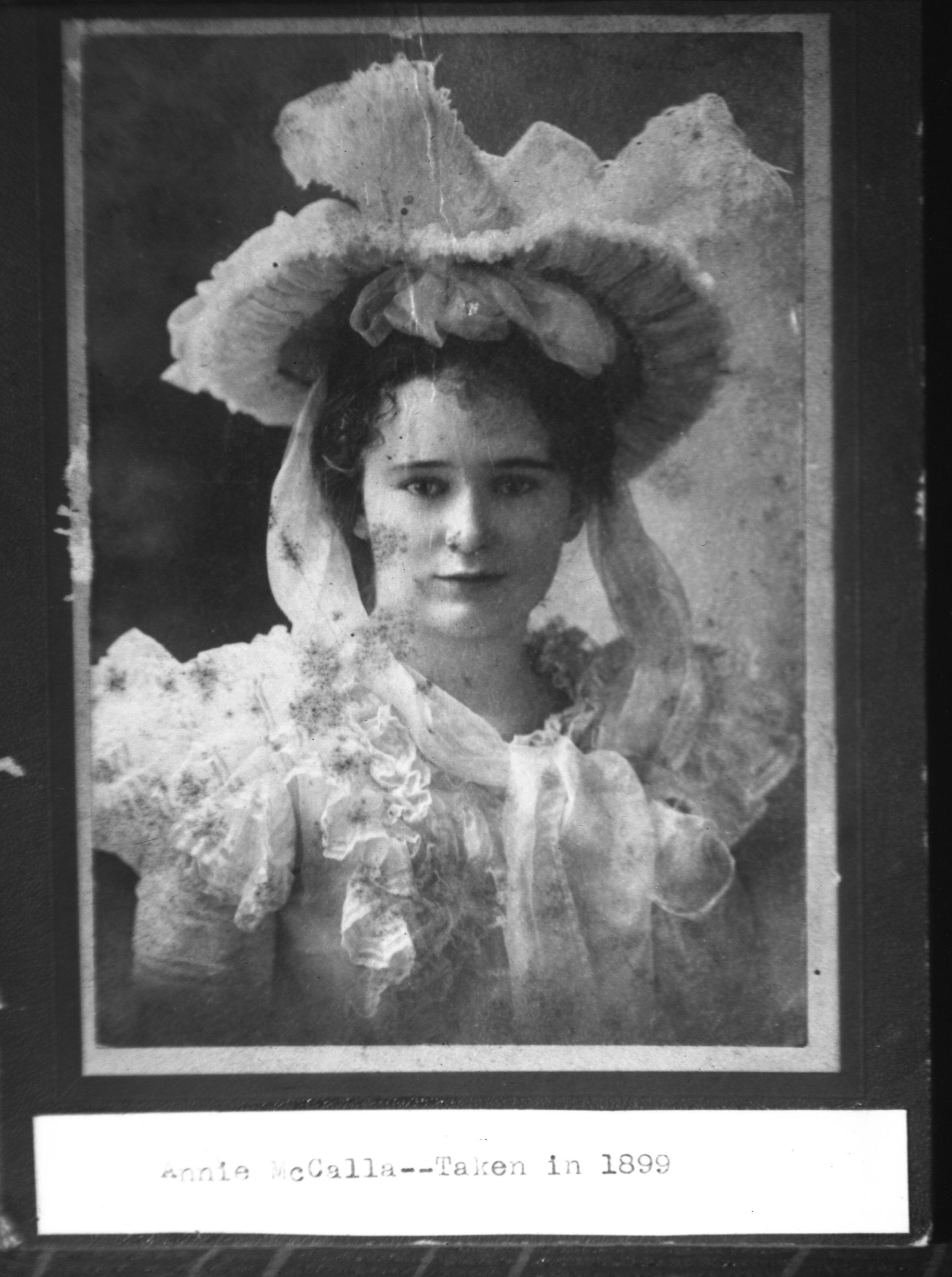Annie McCalla