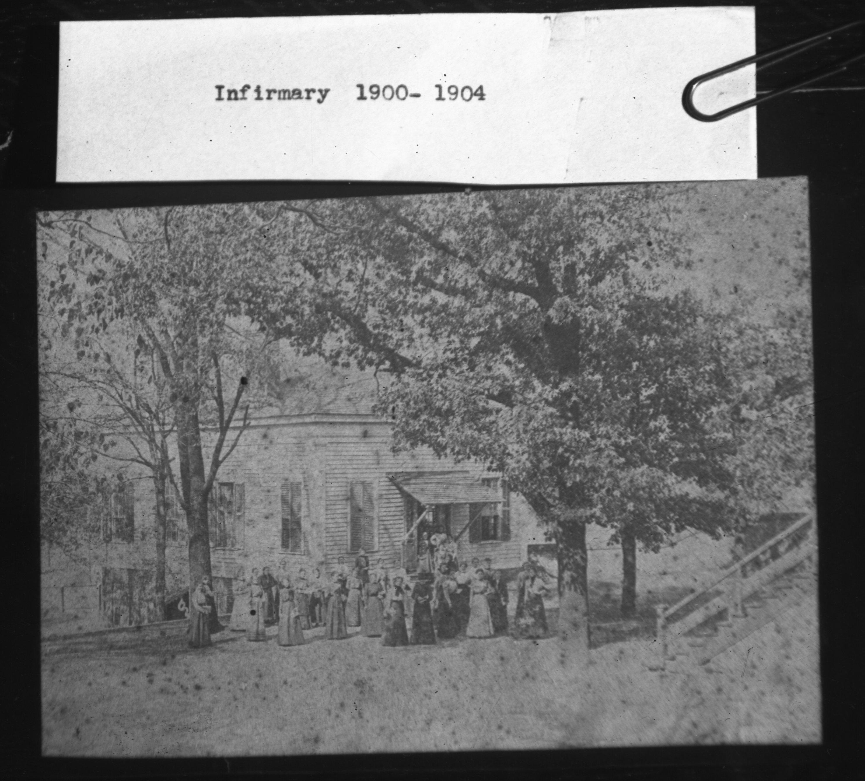 Wesleyan College Infirmary 1900-1904