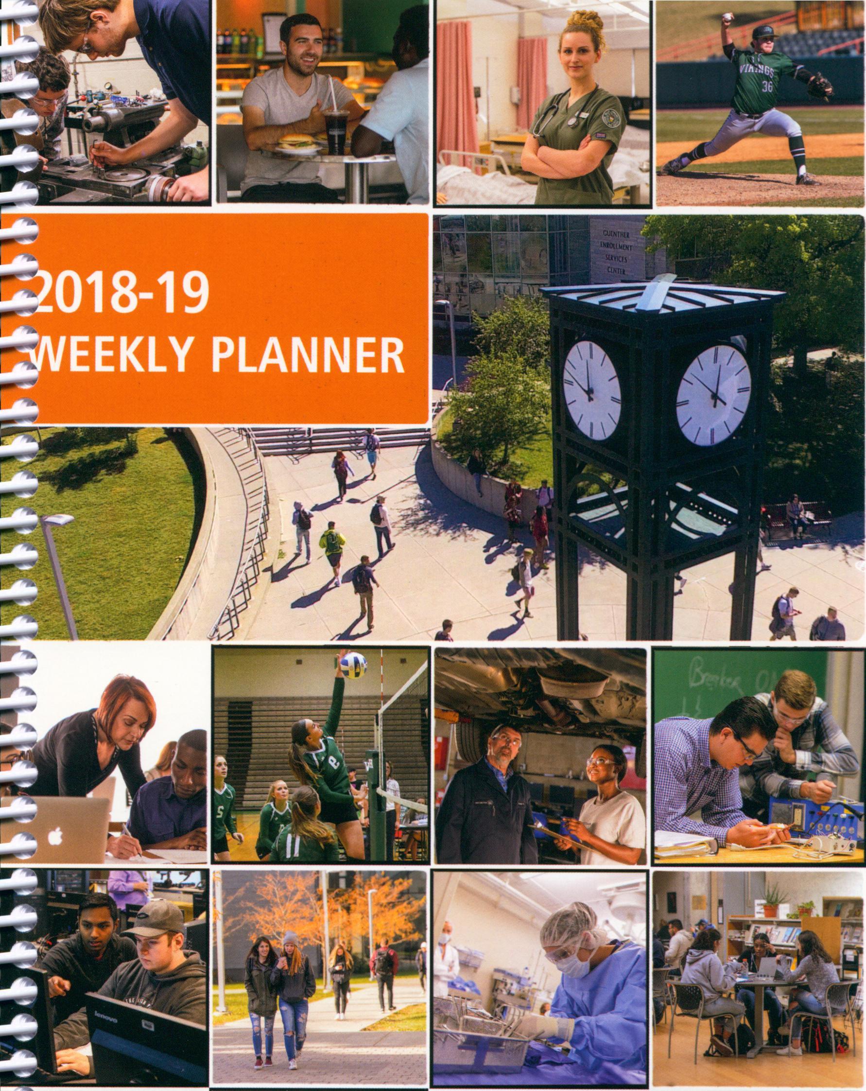 HVCC Student Handbook, 2018-2019