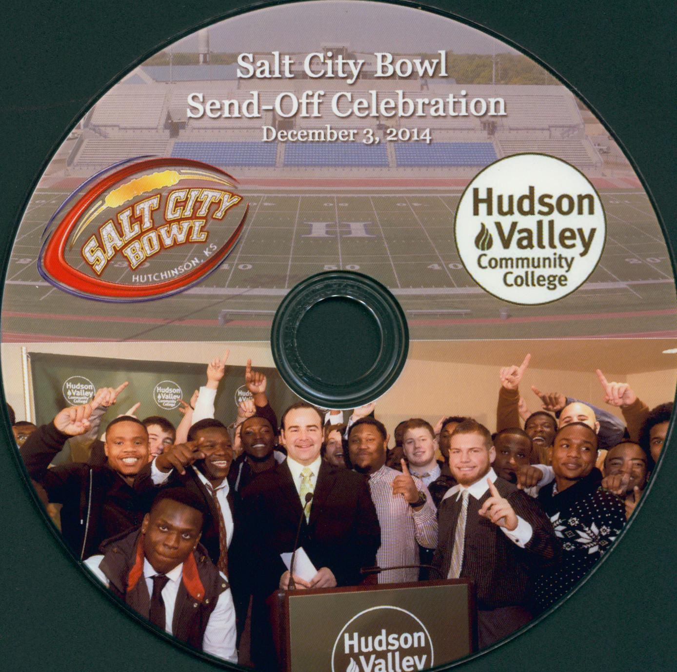 Salt City Bowl, Send-off Celebration, December 3, 2014