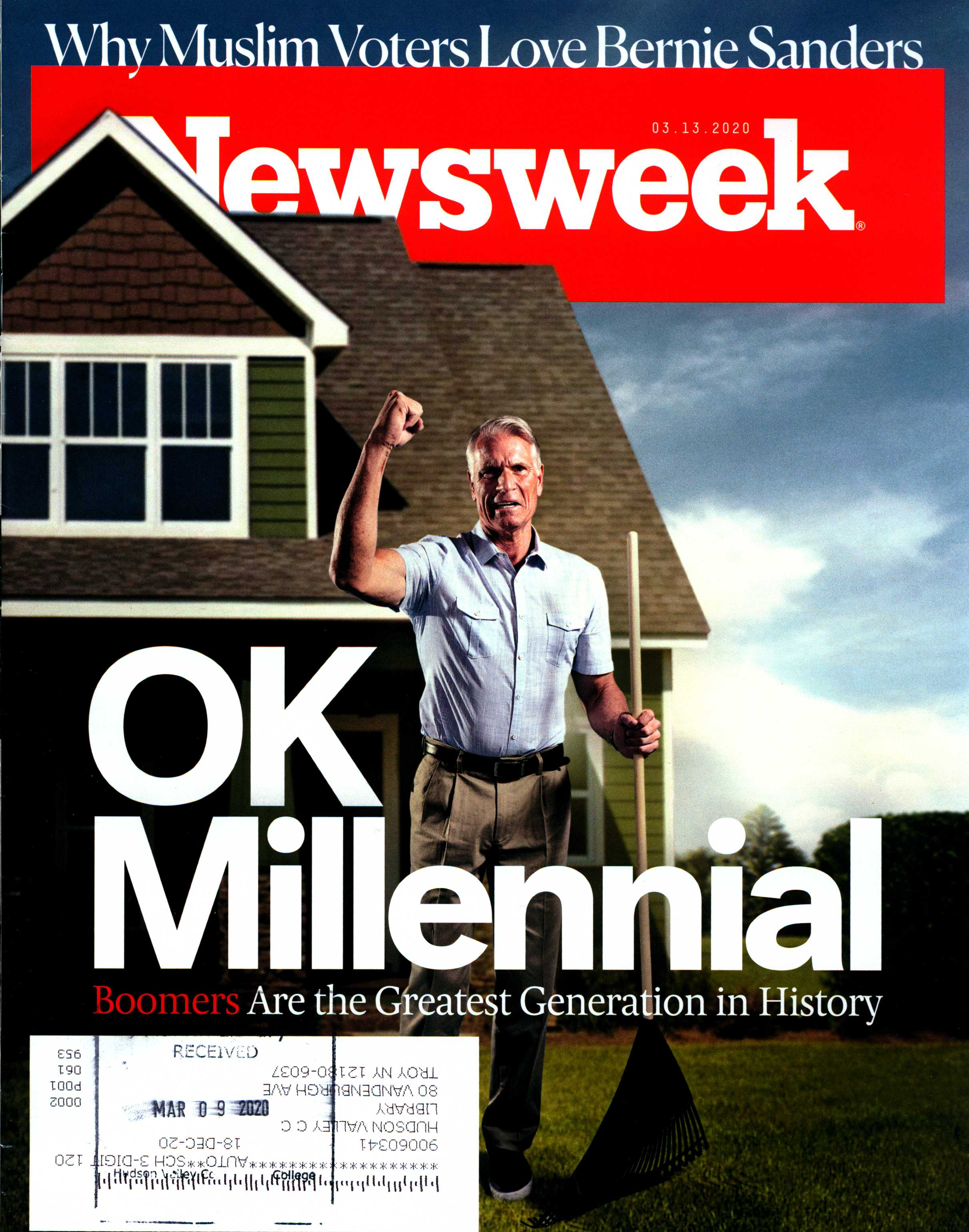 Newsweek: March 3, 2020