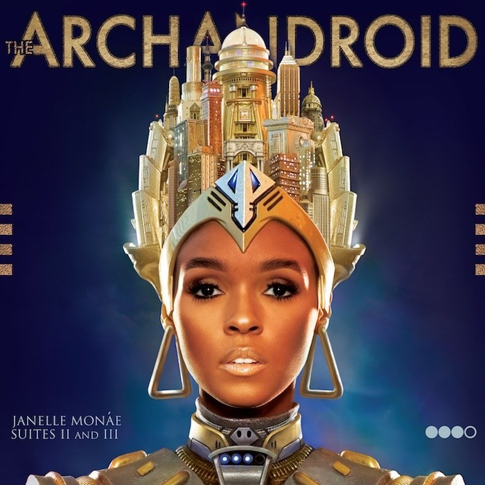 Janelle Monae's album The Archandroid