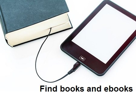 Find books and ebooks