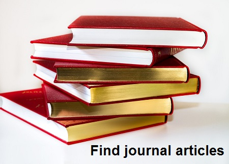 Find journal articles