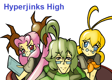Hyperjinks High