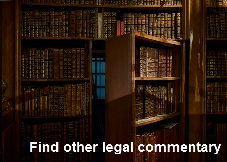 Find other legal commentary