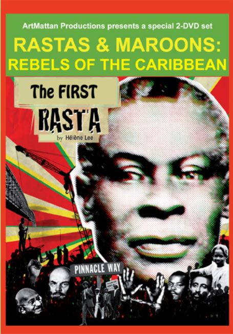 Rastas and Maroons Rebels of the Caribbean DVDs