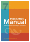 Image of 7th edition of the American Psychological Publication Manual