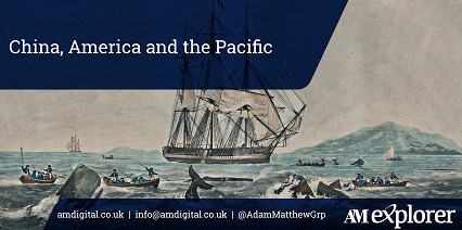 China, America and the Pacific collection image with link