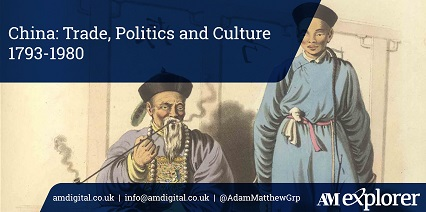 China Trade, Politics & Culture, 1793-1980 image with link