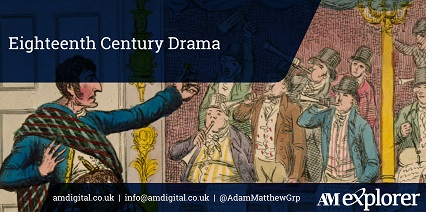 Eighteenth Century Drama Collection image with link