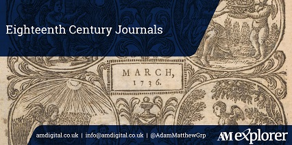 Eighteenth Century Journals collection image with link