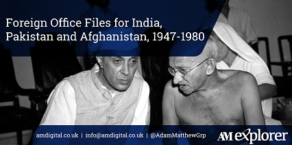 FO Files: India, Pakistan & Afghanistan image with link
