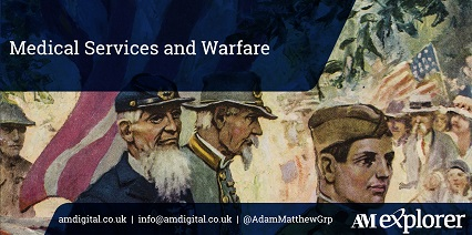 Medical Services and Warfare image with link