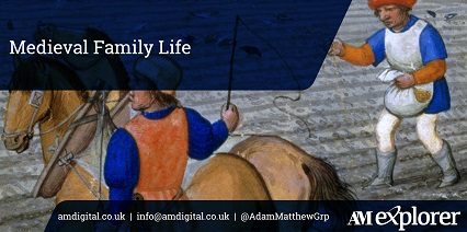 Medieval Family Life collection image with link