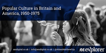 Popular Culture in Britain and America image with link