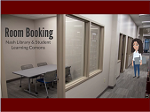 Room Booking Video image and link
