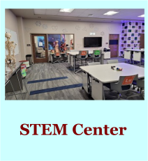 STEM Center image and link