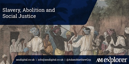 Slavery, Abolition and Social Justice image with link