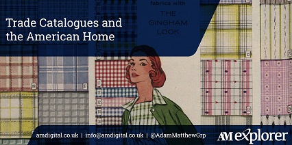Trade Catalogues and the American Home image with link