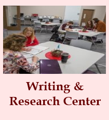 Writing & Research Center link