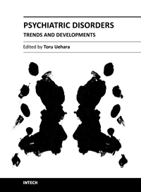 Psychiatric Disorders: Trends and Development book cover