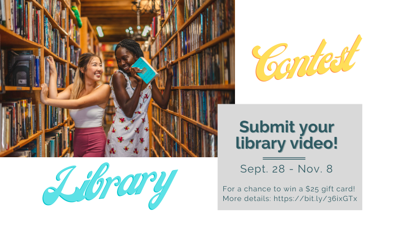 Fall 2020 Library Contest | Mt. SAC Library