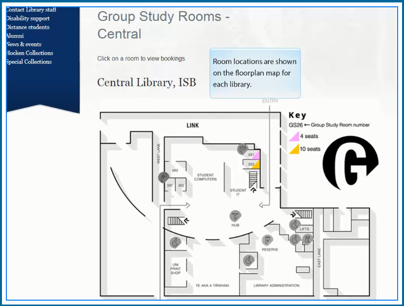 Group Study Rooms: what are they and how do I book one? [video] | UO Library [video]