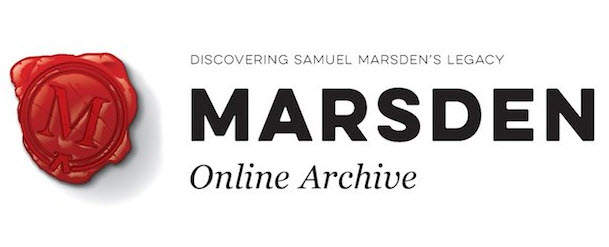 Marsden Online Archive | Hocken Collections, University of Otago Libraries & Centre for Colonial Culture