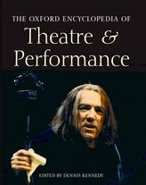 Oxford Encyclopedia of Theatre & Performance