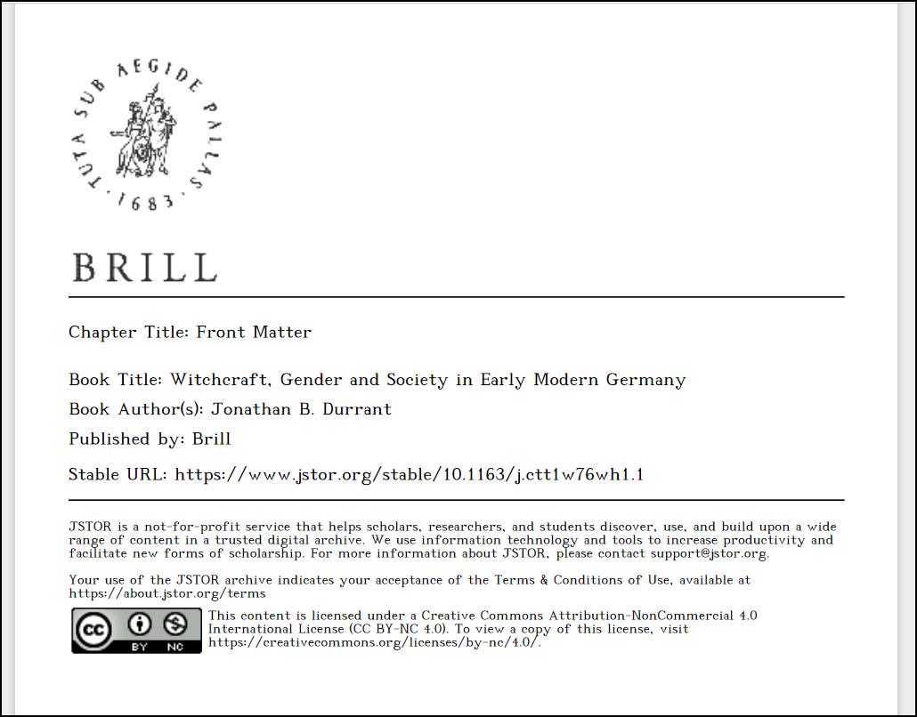 JSTOR pdf