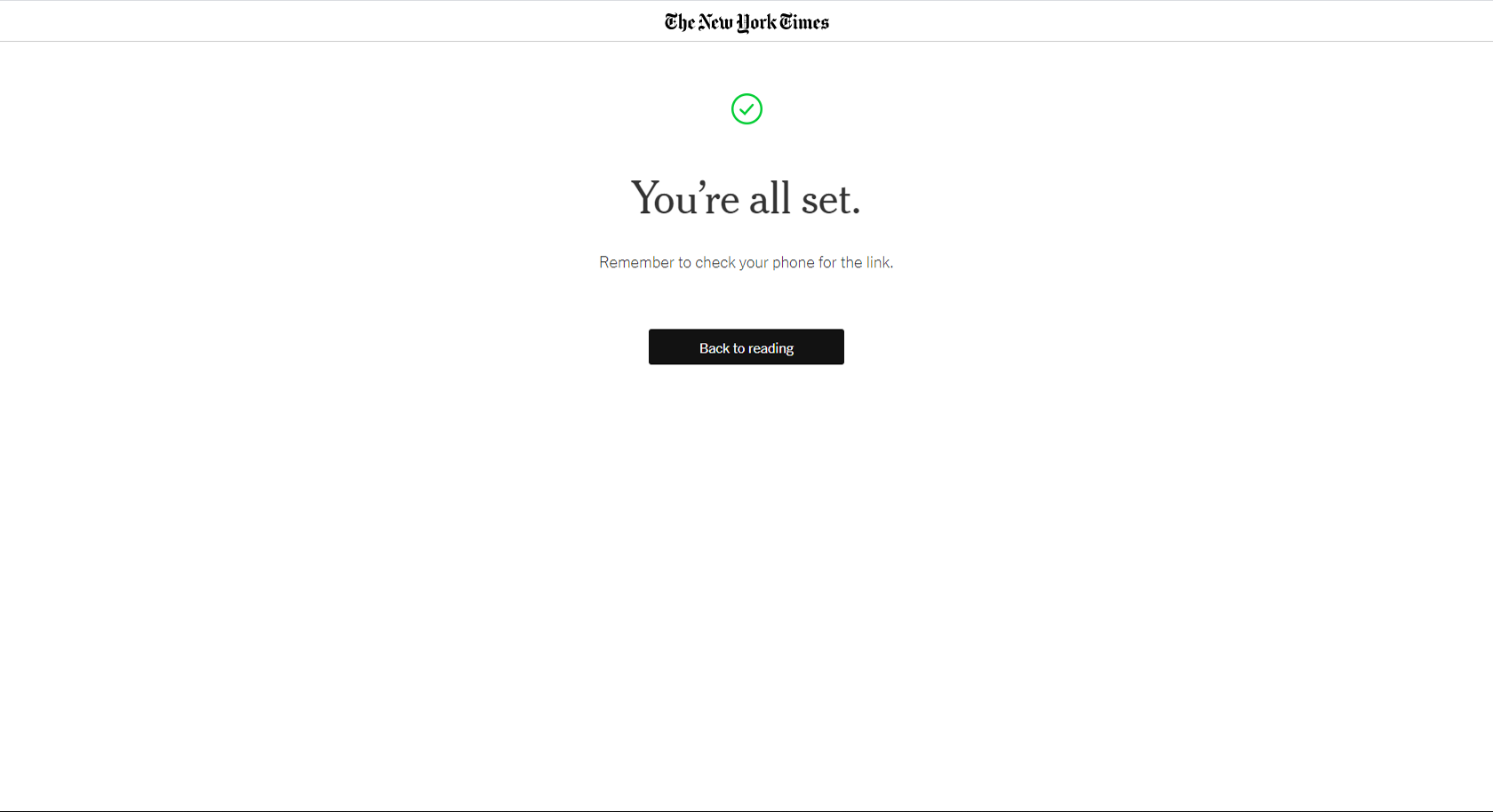 NYT registration screen 7