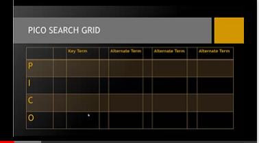PICO Search Grid video snapshot