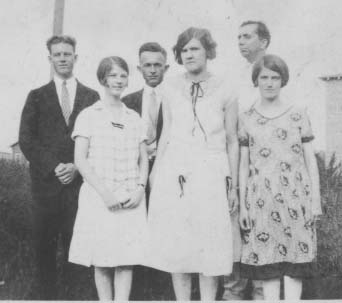 Eureka Faculty 1927