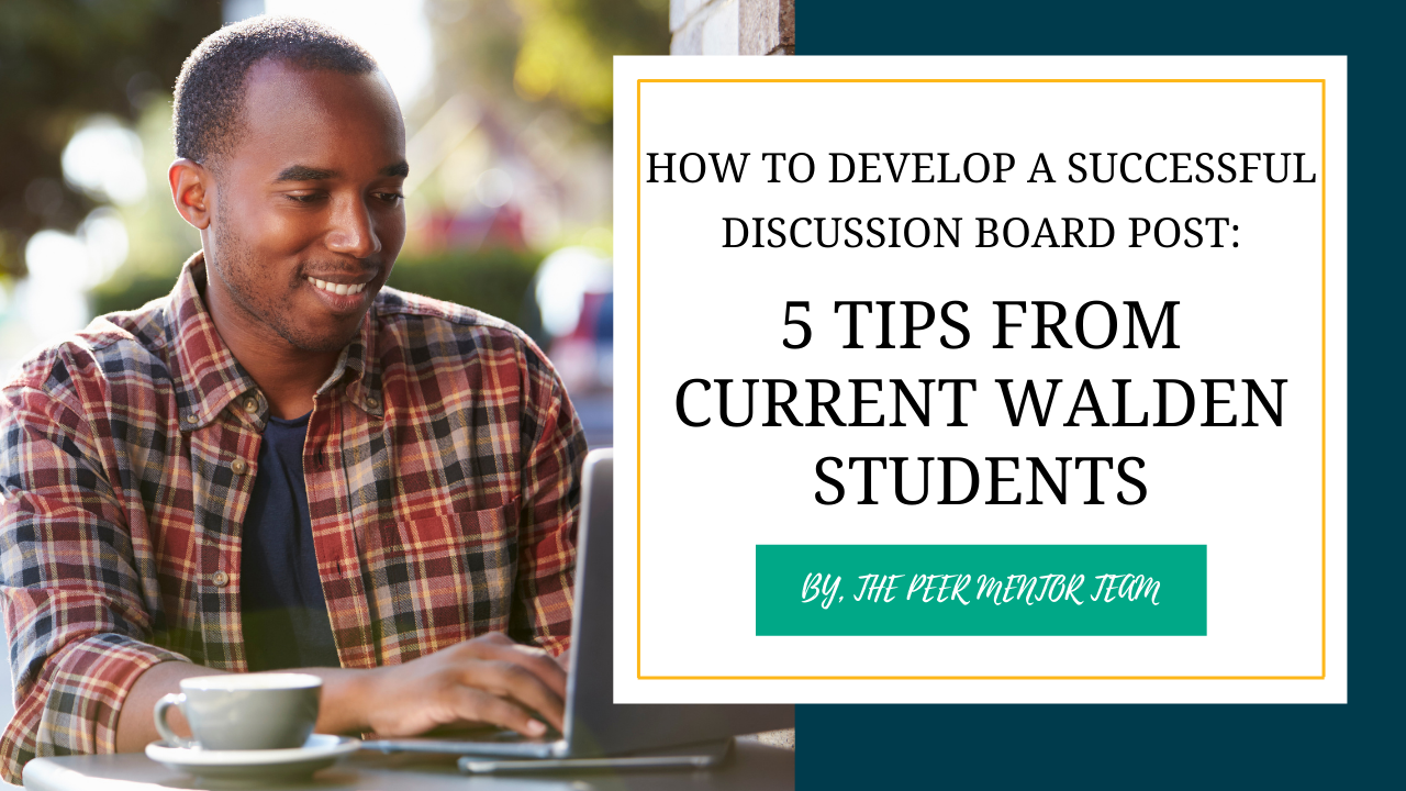 How to Develop a Success Discussion Post