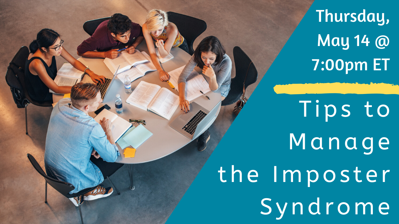 Tips to Manage Imposter Syndrome