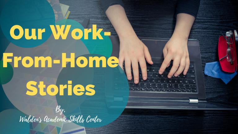 Our Work from Home Stories (Blog)