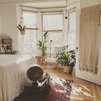 Small, Bright Apartment