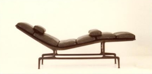 Photo of a Herman Miller Chaise