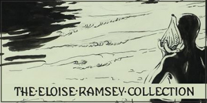 Photo of the Ramsey Collection Bookplate