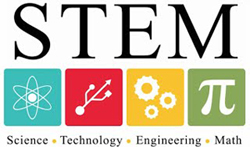 Logo for STEM
