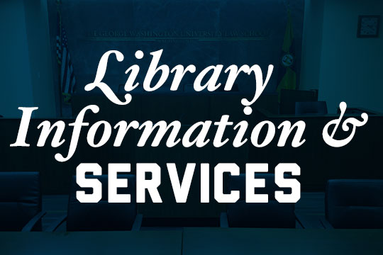 Get information about our Library services and spaces