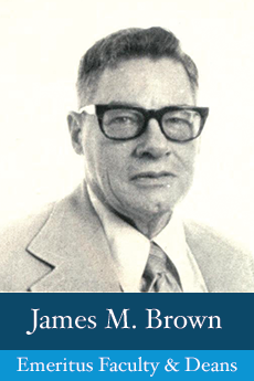 Photo of James M. Brown