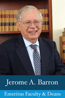 Photo of Jerome A. Barron