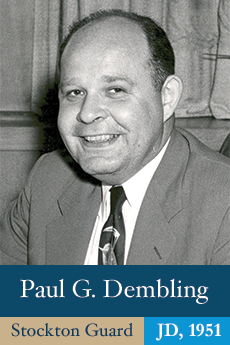 Photo of Paul G. Dembling