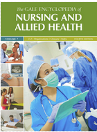 Gale Encyclopedia of Nursing & Allied Health cover